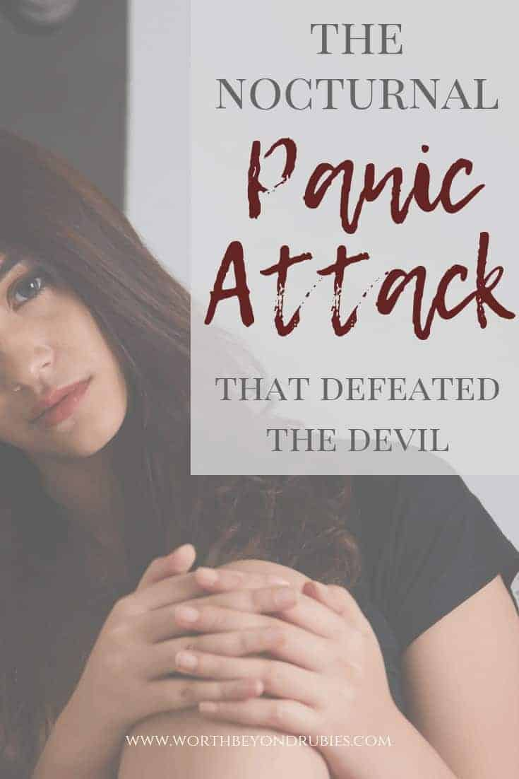 The Nocturnal Panic Attack That Defeated the Devil
