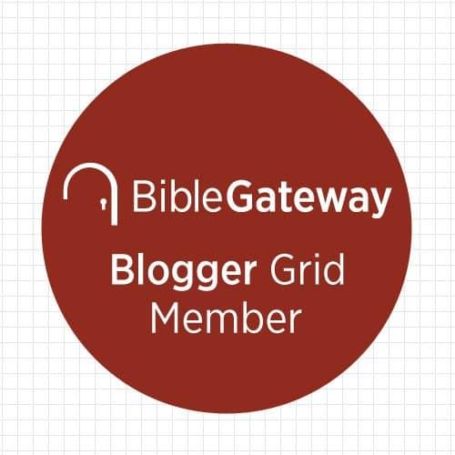 Bible Gateway Blogger Grid Member www.worthbeyondrubies.com