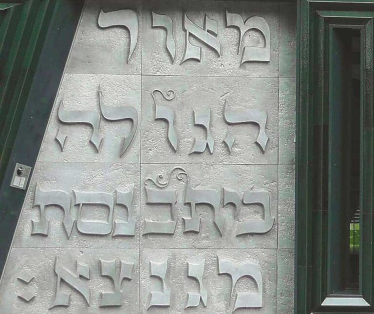 Beginners Hebrew for Christians and Messianic Jews:  Greetings