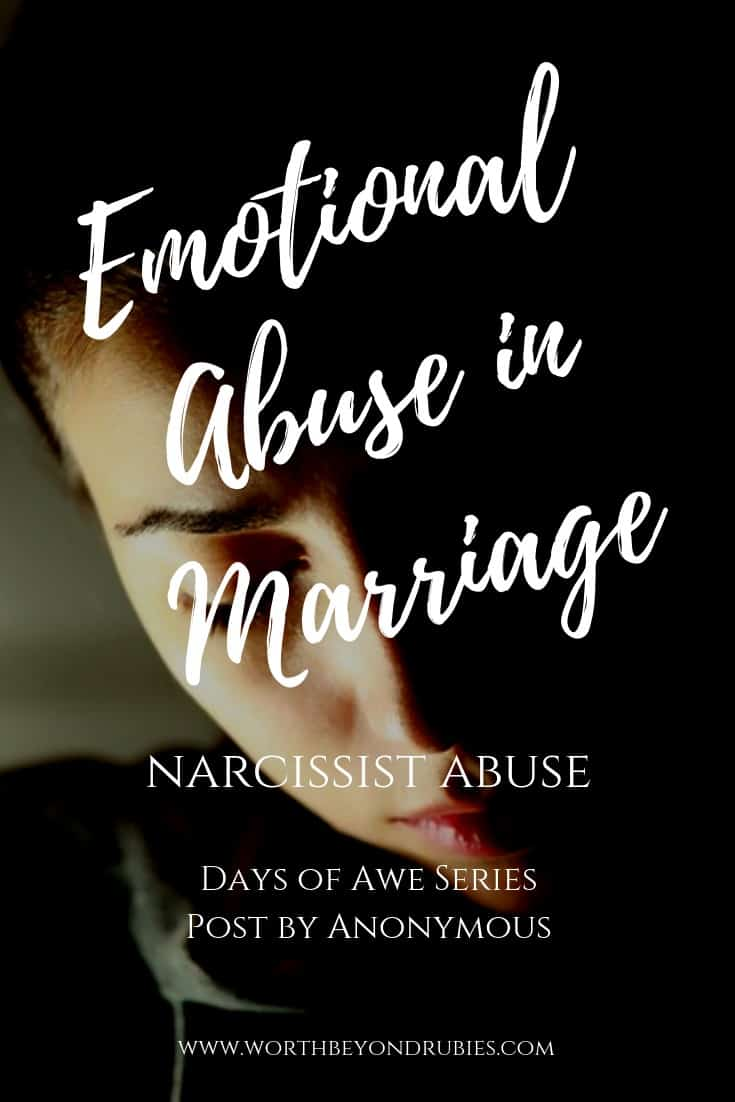 I had never heard the term 'narcissist abuse' until recently. I didn't even know there was such a thing. But I soon realized, I had been a victim. | CHRISTIAN BLOGS | CHRISTIAN BLOGS FOR WOMEN | CHRISTIAN BLOGGER | CHRISTIAN BLOGGING | CHRISTIAN WOMEN | CHRISTIAN WOMEN BIBLE STUDIES| EMOTIONAL ABUSE | ENCOURAGEMENT FOR THE HURTING