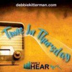 Blog Link Up Tune In Thursdays