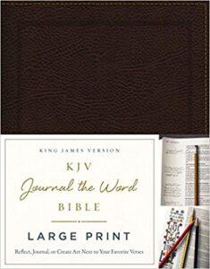 KJV Journal the Word