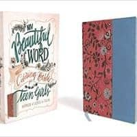 Beautiful Word Coloring Bible for Teen Girls