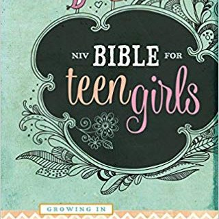 10 Best Teen Bibles for the Precious Girls in Your Life 1