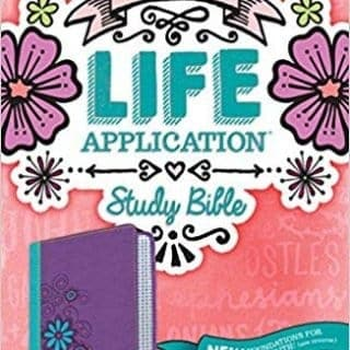 10 Best Teen Bibles for the Precious Girls in Your Life 6