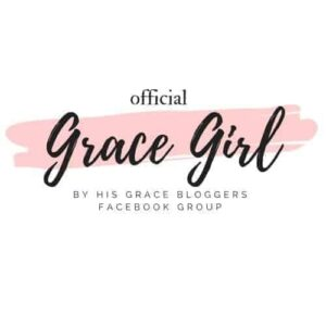 Official Grace Girl - By His Grace Bloggers Facebook Group