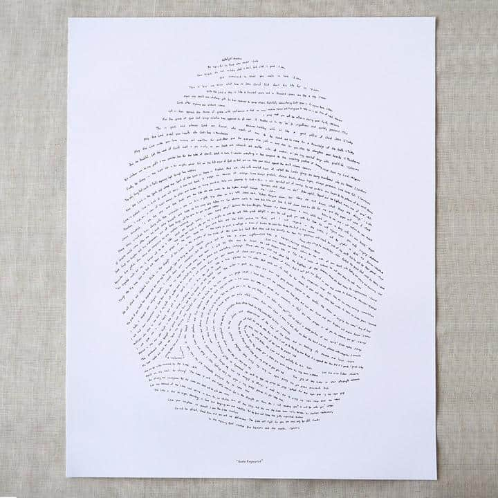 Christian book and product reviews - God's Fingerprint