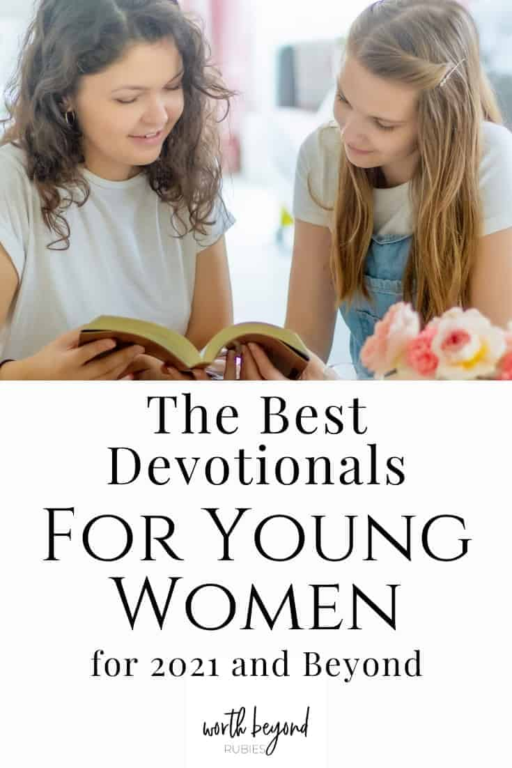 Best Devotionals For Young Women For 2021