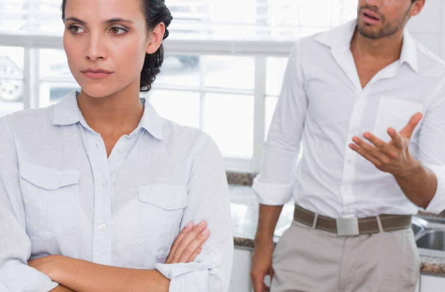 Marital Strife: Are You a Thermometer or a Thermostat?