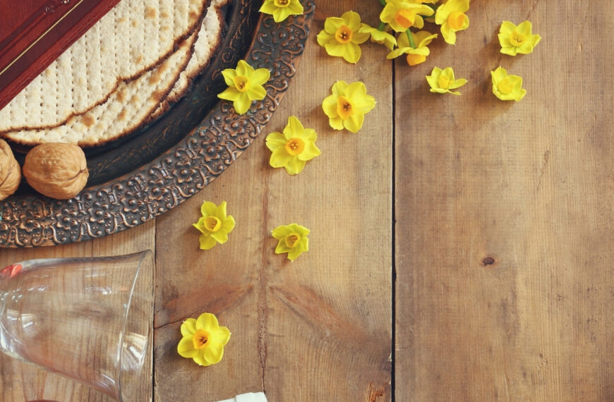 The Four Cups of Passover and their Beautiful Significance