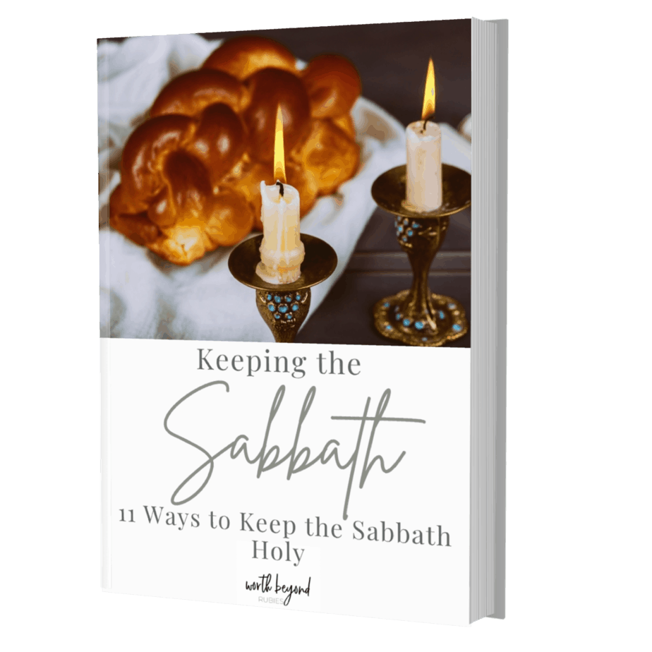 How to Keep the Sabbath Holy Ebook cover