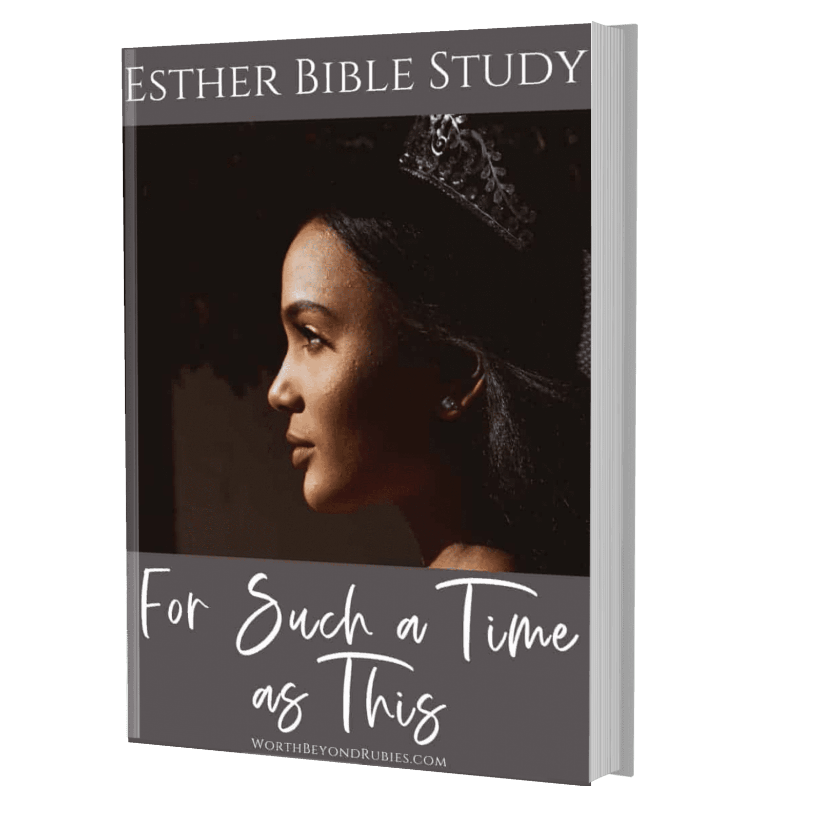 E-Book Cover for Esther Bible Study